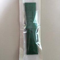 Panerai Brillant Green Alligator Strap 24/22mm 98/68cm