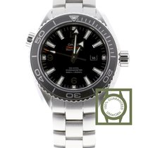 Omega Seamaster Planet Ocean 600M Co-Axial 37.5 mm Black Dial...