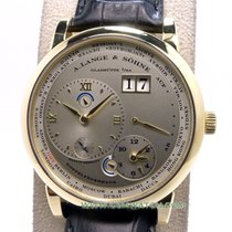 A. Lange & Söhne Yellow gold 42mm Manual winding Lange 1 pre-owned