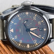 IWC Big Pilot Top Gun Miramar IW501902 2018 pre-owned