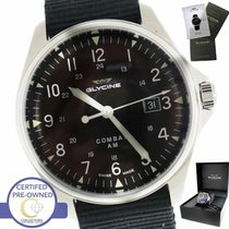 Glycine Steel 43mm Automatic GL0123 pre-owned