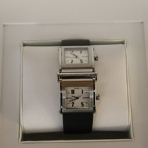 Jorg Hysek Steel 55mm Quartz Kilada Dual Time new