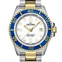Delma 43mm Automatic 52701.690.6.011 new