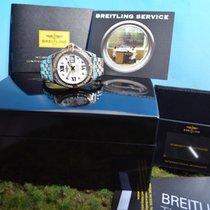 Breitling Galactic 41 usados 41mm Acero