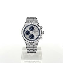 Maurice Lacroix Stål 44mm Automatisk AI6038-SS002-131-1 ny