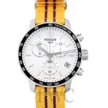 Tissot Stahl Quarz T095.417.17.037.05 neu