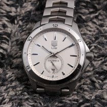 TAG Heuer Link Calibre 6 Staal 40mm Zilver