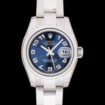 Rolex Lady-Datejust nuevo Reloj con estuche y documentos originales 179160