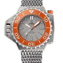 Omega Seamaster PloProf Titanium 55mm Grey United States of America, Florida, North Miami Beach