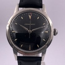Eterna Steel 40mm Automatic Matic pre-owned