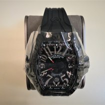 Franck Muller new Automatic Guilloche Dial Titanium Sapphire Glass