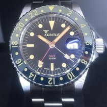 Squale Steel 42mm Automatic 1545GTC SEL new