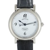 Parmigiani Fleurier White gold Automatic 2914 pre-owned