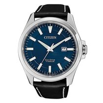 Citizen Titanium 43mm Quartz BM7470-17L new