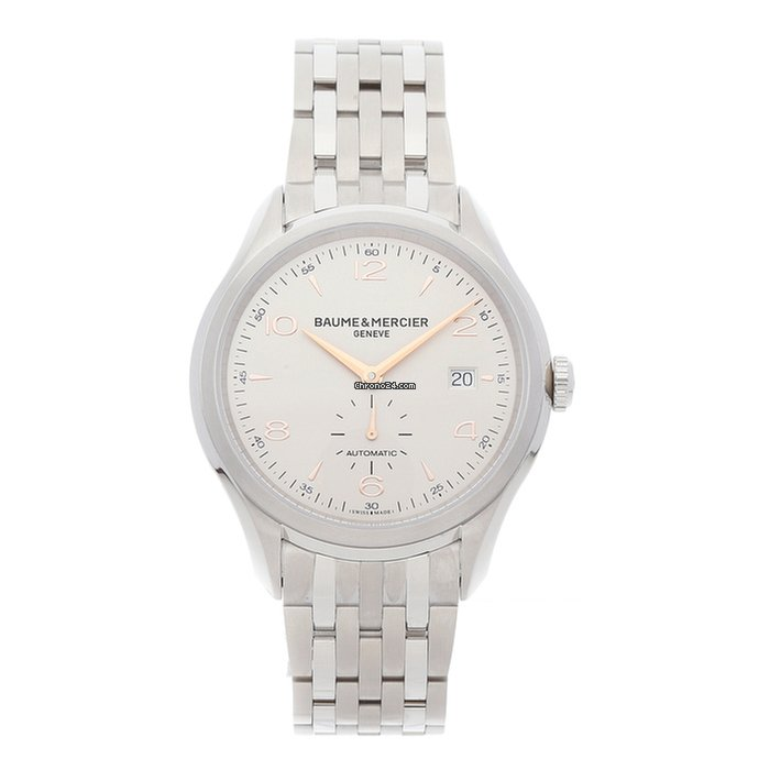 Nice Baume Mercier Geneve 5126 Quartz Date Unisex 30mm Two Tone Swiss Made High Quality And Inexpensive Other Watches