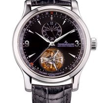 Jaeger-LeCoultre Master Grand Tourbillon Platinum 42mm