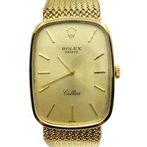 Rolex Cellini Zuto zlato 36mm Bjel