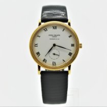 Patek Philippe 3919 Yellow gold Calatrava 33mm pre-owned United States of America, Florida, Key Biscayne