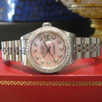 Rolex Lady-Datejust Goud/Staal 26mm
