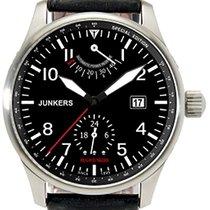 Junkers Hugo Junkers Stal 42mm Czarny