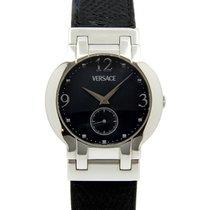 Versace Acier 37mm Quartz versace occasion