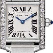 Cartier W4TA0008 Steel 2019 Tank Française 25mm new United States of America, Florida, Sunny Isles Beach