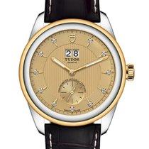 Tudor Glamour Double Date 57103-0024 2020 new