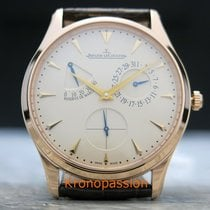 Jaeger-LeCoultre Master Ultra Thin Réserve de Marche Rose gold 39.0mm Champagne No numerals United States of America, Florida, Boca Raton