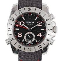 Tudor Sport Aeronaut Steel Black