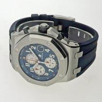 Audemars Piguet Royal Oak Offshore Chronograph neu 2018 Automatik Chronograph Uhr mit Original-Box und Original-Papieren 26470ST.OO.A027CA.01