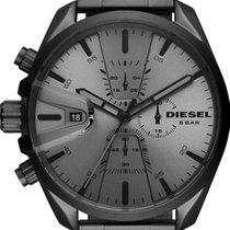 Diesel Steel 45mm Quartz new