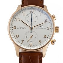 IWC Portuguese Chronograph IW3714-80 new