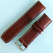 Brown Leather Strap 24mm