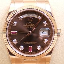 Rolex 118235 Or rose 2019 Day-Date 36 36mm nouveau