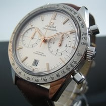 Omega Speedmaster '57 Steel 41,5mm Silver No numerals