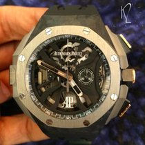 Audemars Piguet 26221FT.OO.D002CA.01 Carbon Royal Oak Concept pre-owned