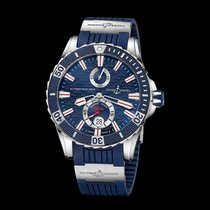 Ulysse Nardin Diver Chronometer 263-10-3/93 2020 neu