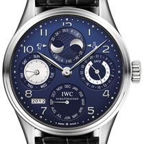IWC Portuguese Perpetual Calendar new Automatic Watch with original box and original papers IW503203