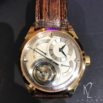 Grönefeld Parlallax Tourbillon 1912 in Rose Gold - Ltd Ed 28...
