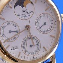 IWC 3541 Ewiger Kalender 18K/750 Gelbgold