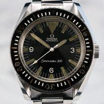 Omega 1968 SEAMASTER 300 BIG TRIANGLE 165.024 w/ 1039+516 Vintage