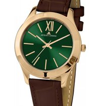 Jacques Lemans Classic Rome Steel 37mm Green