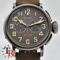 제니트 (Zenith) Pilot  Type 20 Cronograph