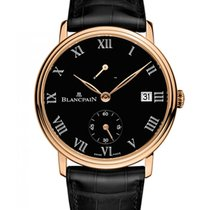 Blancpain 6614-3637-55B Rose gold 2020 Villeret 42mm new