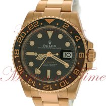 Rolex GMT-Master II 126715CHNR bk pre-owned