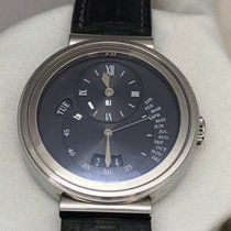 blu Steel Automatic G15.210.10.9.L new
