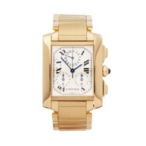 Cartier Tank Française W50005R2 or 1830 2000 pre-owned