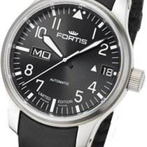 Fortis Steel Automatic 700.10.81.K new