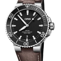 Oris Steel 43.5mm Automatic 01 733 7730 4154-07 5 24 10EB new