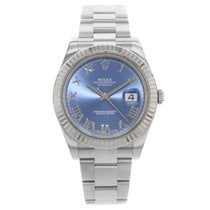 Rolex Datejust II 116334 blro 2013 pre-owned